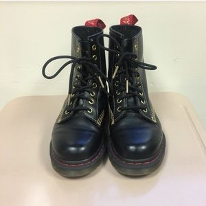 Year Of The Dog Doc Martens. (1460)